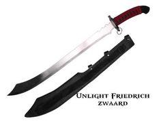 Fabion uniek assortiment zwaarden en Dolken