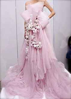 Pink wedding #pinkedbrides
