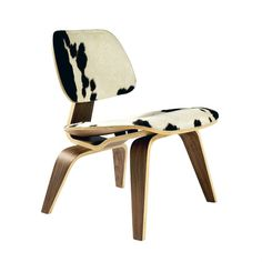 A set of these cow hide chairs look awesome!