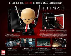 Agent 47 returns in Hitman Absolution: Deluxe Professional Edition on PlayStation with heaps of extras on top of his personal mission of revenge Xbox 360, Playstation, Assassin Game, Hitman Agent 47, Men Abs, Video Game Collection, Latest Video Games, See World, Ps3 Games