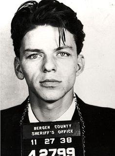 Sinatra mug shot