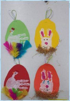 Easter Art, Easter Crafts For Kids, Toddler Crafts, Preschool Crafts, Diy For Kids, Easter 2014, Kids Fun, Spring Crafts, Holiday Crafts