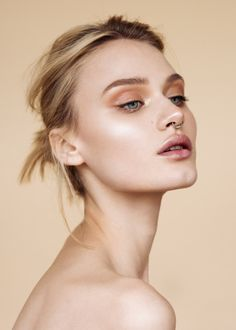 Make Up by Ania Milczarczyk Nicole G by Eddie New  @eddieseye @aniamilczarczyk