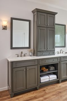42 Best Bathroom Cabinetry Images In 2019 Bathroom
