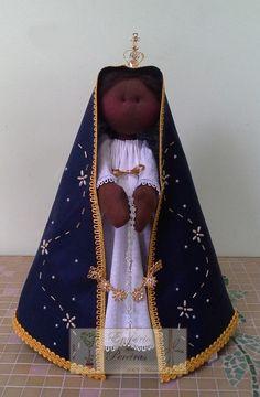nossa senhora aparecida boneca - Pesquisa Google