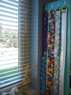 Charmant Bulletin Board Borders And The View Of Nature From My Classroom Window!