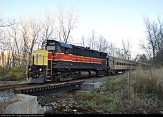 RailPictures.Net Photo: CVSR 4241 Cuyahoga Valley Scenic Railroad MLW C424 at Independence , Ohio by Matt Delsander
