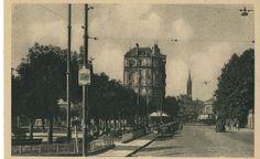 Limoges, la place Jourdan et le square - Bfm Limoges