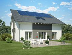 Avantgarde 04l - #Einfamilienhaus von BlackLine | HausXXL ...