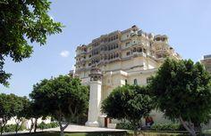 Fotografía: Juan José Cid - Hotel Palacio Devi Garh, Udaipur NK Jaipur, Taj Mahal, Varanasi, Nepal, Wedding Reception, India, Mansions, House Styles, World