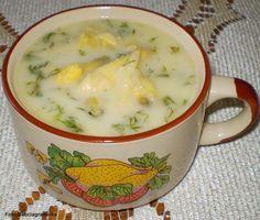 Zupa szparagowa : Babciagramolka