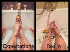 these expectations vs. reality are hilarious From Laughsandlikes Funny Images, Funny Pictures, Expectation Reality, Lol, Good Jokes, Laughing So Hard, How To Feel Beautiful, Funny People, Make Me Smile