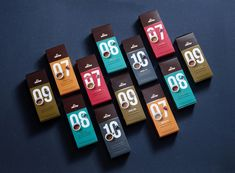 Elite Coffee Capsules on Packaging of the World - Creative Package Design Gallery