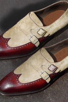 Londres Bottillons Richelieu Brogues Veterlaarsje Hommes Avec Des Chaussures De Butins D'usure Du Soir Formel De Bout D'aile Richelieu - Brun - 10 Au Royaume-uni PC6wrotI