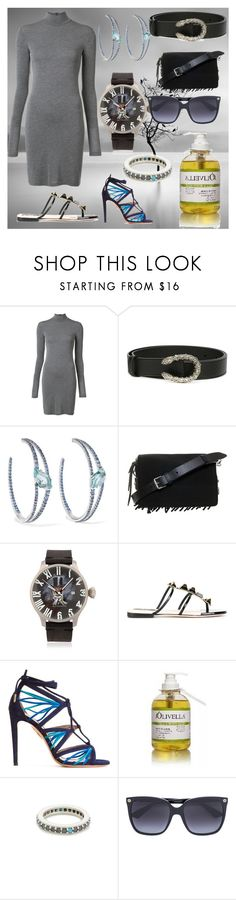 """set for amazing"" by denisee-denisee ❤ liked on Polyvore featuring Gareth Pugh, Gucci, Alexis Bittar, 3.1 Phillip Lim, Proff, Fendi, Aquazzura, Fayt Jewelry and vintage"