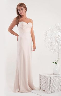 Gorgeous Gino Cerruti bridesmaid dress available in other colours.