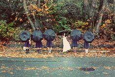 Umbrella props for a rainy day, shot by Aubrey Joy