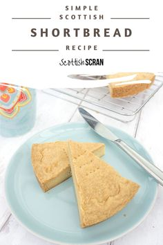 Making this petticoat tails shortbread recipe is really easy! It's a traditional Scottish Shortbread made with a basic three ingredient shortbread recipe made in a round tin and cut after baking. Yummy Recipes, Cake Recipes, Dessert Recipes, Yummy Food, Desserts, Homemade Shortbread, Shortbread Recipes, Shortbread Scottish, Burns Night Recipes