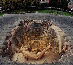 IcreativeD- 3D street art!