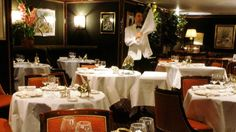 #LONDON #LeGavroche Restaurant ~ Michel Roux Jr.'s famous fine-dining restaurant offering luxe French food and impeccable service. Address: 43 Upper Brook St, London W1K 7QR, United Kingdom. Phone:+44 20 7408 0881 http://www.le-gavroche.co.uk/therestaurant.html