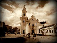 Igreja do Rosário, Centro histórico de Curitiba, PR, Brasil. Fotografo: João Noronha