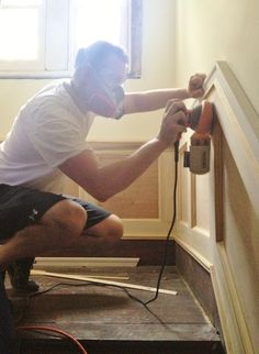 DIY Wainscoting & Trim, High Street Market