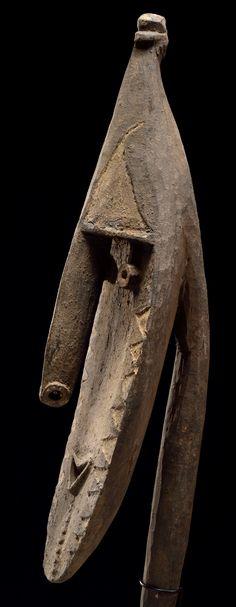 Yena yam mask (detail)