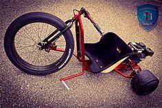 Motorized Drift Trike by Icon Drift