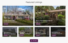 Semi-Custom Real Estate Brokerage Website in Chattanooga TN Signal Mountain, Chattanooga Tennessee, Homepage Design, Sell Your House Fast, Local Seo, Real Estate Tips, Real Estate Marketing, Home Buying, The Neighbourhood