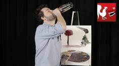 RT Recap: Miles Paints Again  Somebody stOP THIS MAN