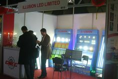 March 2012,LED lighting fair in Turkey