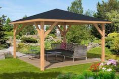 Neutral patio gazebo replacement covers tips for 2019 Outside Gazebo, Hot Tub Gazebo, Backyard Gazebo, Grill Gazebo, Gazebos, Wooden Gazebo, Wooden Pavilion, Gazebo Plans, Gazebo Ideas