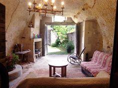 Troglodyte de l'Ermitage - Amboise