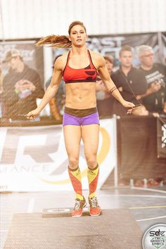 Andrea Ager | CrossFit | Granite Games