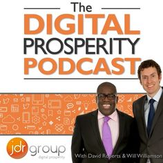 Subscribe To The JDR Group Digital Prosperity Podcast #marketing #inboundmarketing #digitalmarketing #business #podcast #businesspodcast