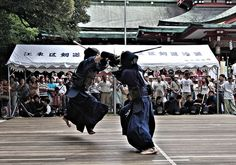 Flying Kendo by kiri-fuda, via Flickr