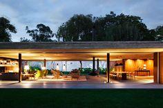 Marcio Kogan MK27 Architects modern house