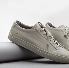 Common Projects sneakers via stoy_sneakers