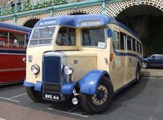1951 Volvo Passenger Bus - Google Search