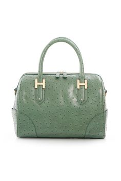 Heys International Soho 03 Bowler Bag In Green - Beyond the Rack