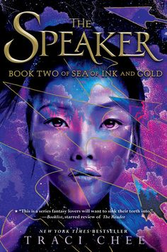 The Speaker – Traci Chee https://www.goodreads.com/book/show/33566871-the-speaker