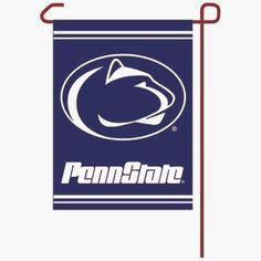 Penn State 11x15 Economy Garden Flag by WinCraft. $8.99. These garden flags are a great way to show who your favorite team is, and also makes a great gift! They are a great addition to any yard or garden area. They are 11x15 in size, are made of a sturdy polyester material, and feature bright eye-catching graphics. Pole not included.