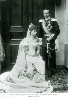 Ernst and Victoria Melita