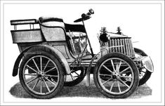 Forest (1900 - 1907) Production info  (1900 - 1907); Ste des Automobiles Gillett-Forest, (Gillet, Forest, Bocance et Cie); St Cloud, Seine; France