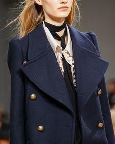 Looks Style, Style Me, Militar Jacket, Non Plus Ultra, Blazer, Fashion Show, Fashion Design, Net Fashion, Paris Fashion