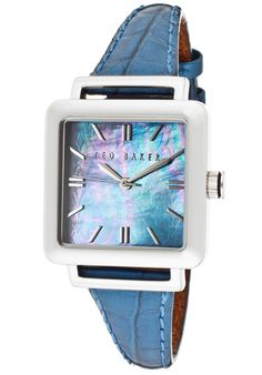 Price:$37.31 #watches Ted Baker TE2016, Whether it's a night out on the town or a day at the park this versatile Ted Baker timepiece always makes a scene.