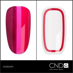 Love is in the air! What Valentine's Day nail artistry are you preparing for your clients? Visit our Nail Art Gallery on cnd.com for inspiration!