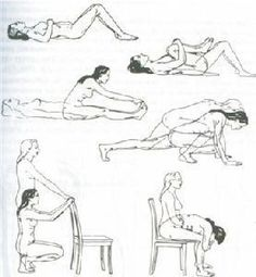 sciatica exercises blogger found a sciatica cure that doesn't involve exercises, stretches, pills or surgery      #sciatica #stretches