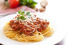 Spaguetti bolognaise