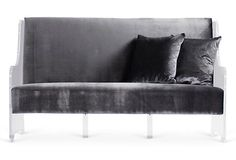 "Lola 75"" Sofa on OneKingsLane.com"